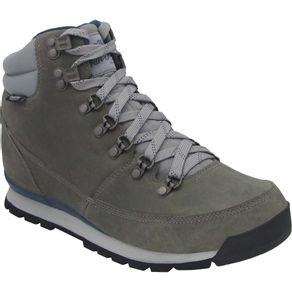 Bota The North Face Back-To-Berkeley Redux Leather Cor:Griffin Grey/Shady Blue;Tamanho:42