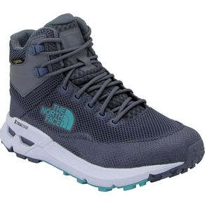 Bota The North Face Ultra Safien Mid GTX Lady Cor:Grisaille Grey/Ion Blue;Tamanho:34